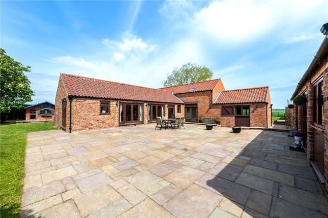 4 bed barn conversion for sale in North Kyme Fen, North Kyme, Lincoln, Lincolnshire LN4