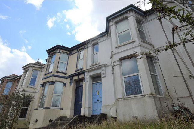 Thumbnail Flat for sale in Alexandra Road, Mutley, Plymouth, Devon