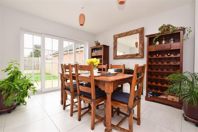 Thumbnail Detached house for sale in Whalebone Wood Road, Pease Pottage, Crawley, West Sussex