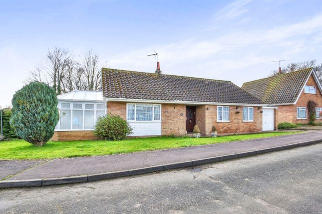 Thumbnail Bungalow for sale in Larch Grove, North Elmham, Dereham, Norfolk