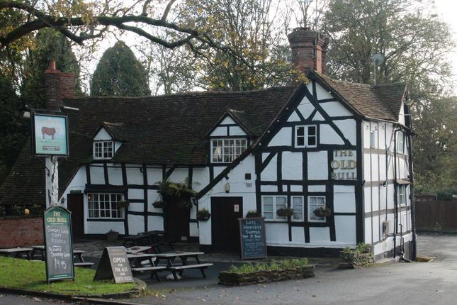 Thumbnail Pub/bar for sale in Worcestershire, Worcestershire