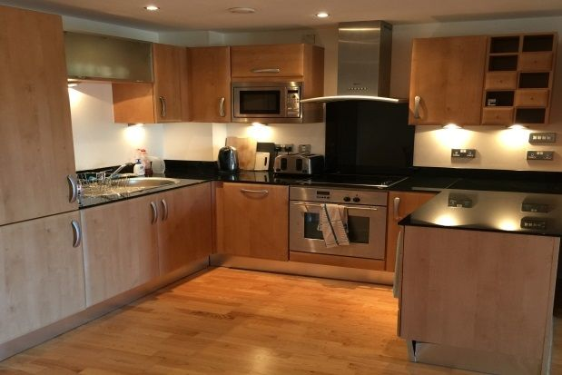 Thumbnail Flat to rent in Armouries Way, Hunslet, Leeds