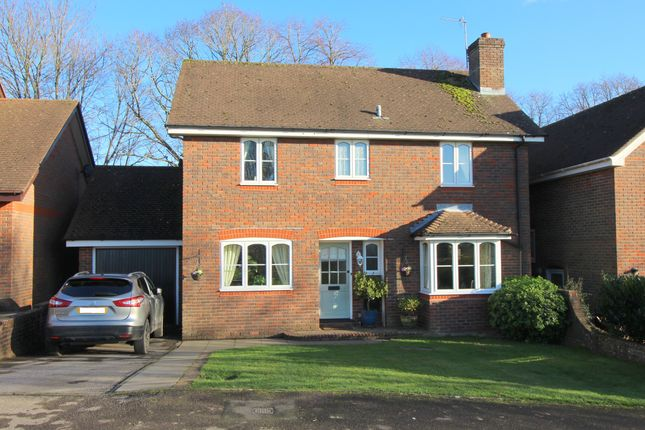 Thumbnail Detached house for sale in Lindley Gardens, Alresford
