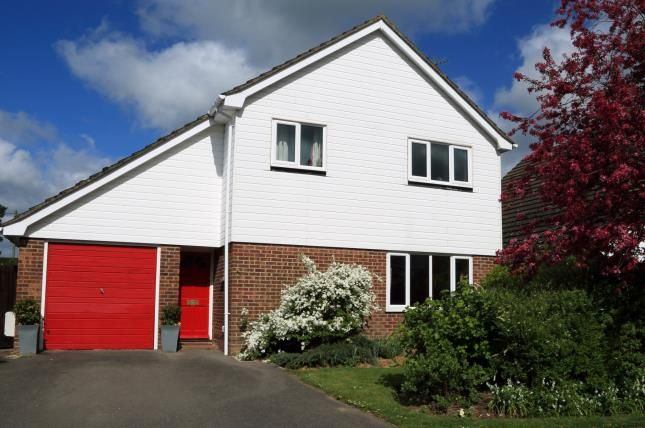 Thumbnail Detached house for sale in Mountbatten Way, Brabourne Lees, Ashford, Kent