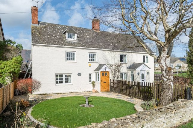 Thumbnail Cottage for sale in Little Somerford, Chippenham