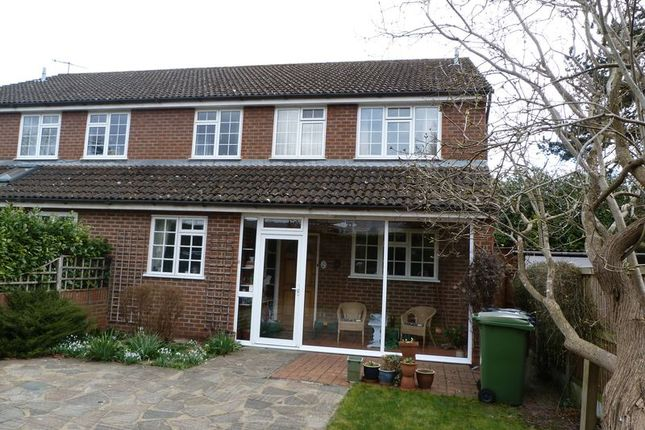 Thumbnail Semi-detached house for sale in Western Drive, Wooburn Green, High Wycombe