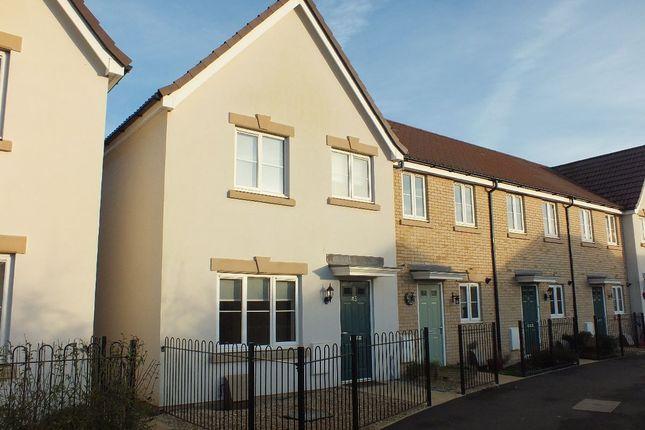 Thumbnail Terraced house to rent in Parsonage Road, Hilperton, Trowbridge