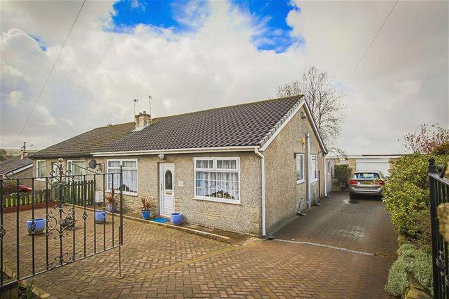 Thumbnail Semi-detached bungalow for sale in Waddington Road, Accrington, Lancashire