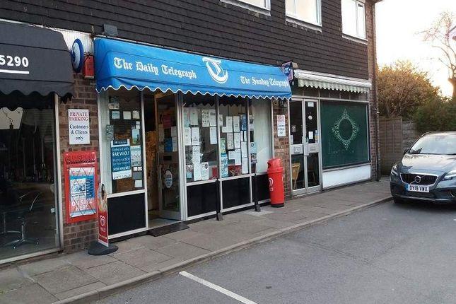 Thumbnail Retail premises for sale in The Old Paddock, Main Road, Goostrey, Crewe