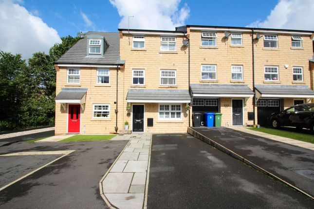 Thumbnail Town house for sale in Cotton Way, Helmshore, Rossendale