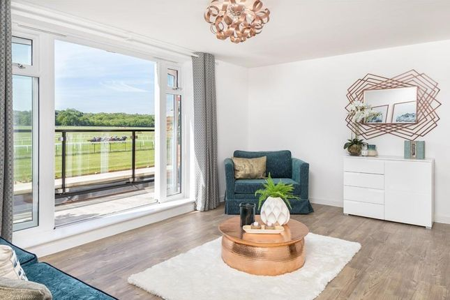 """Thumbnail Terraced house for sale in """"Houghton"""" at Fetlock Drive, Newbury"""