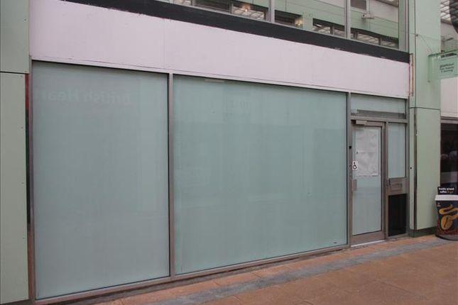Thumbnail Retail premises for sale in Unit 9 Church Arcade, Bedford