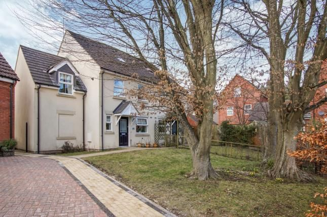 Thumbnail Semi-detached house for sale in Yellow Hundred Close, Dursley, Gloucestershire