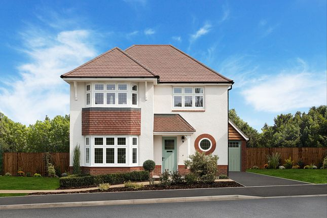 """Thumbnail Detached house for sale in """"Leamington"""" at Tixall Road, Tixall, Stafford"""