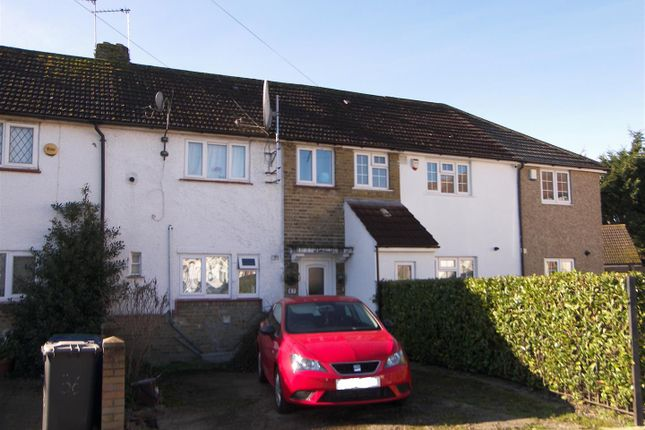 Thumbnail Terraced house for sale in Brent Place, Barnet