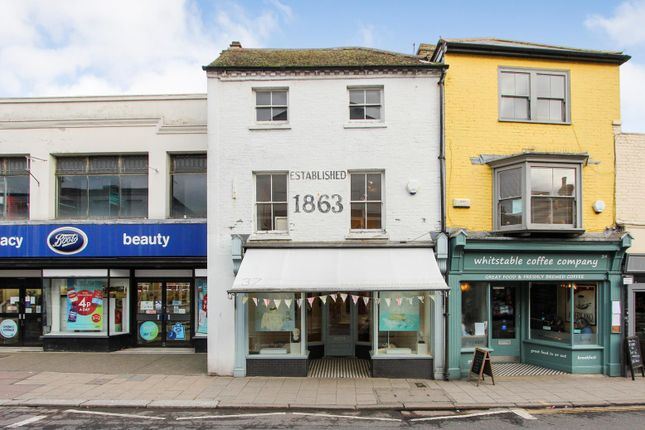 Property for sale in High Street, Whitstable