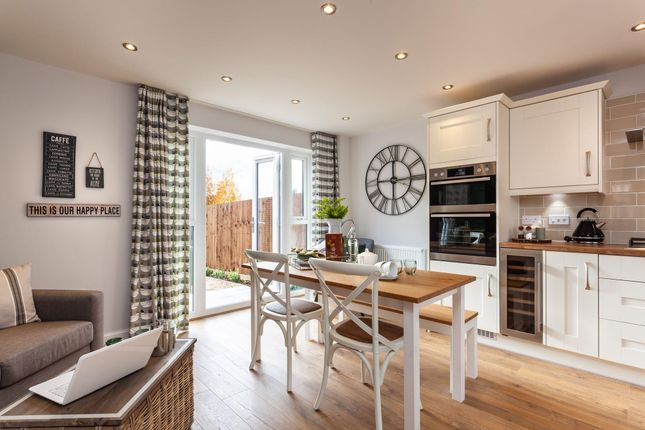 "Thumbnail Detached house for sale in ""Eskdale"" at Weston Hall Road, Stoke Prior, Bromsgrove"