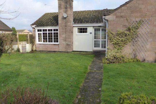 Thumbnail Detached bungalow to rent in Woodridge Mead, Bishops Lydeard, Taunton