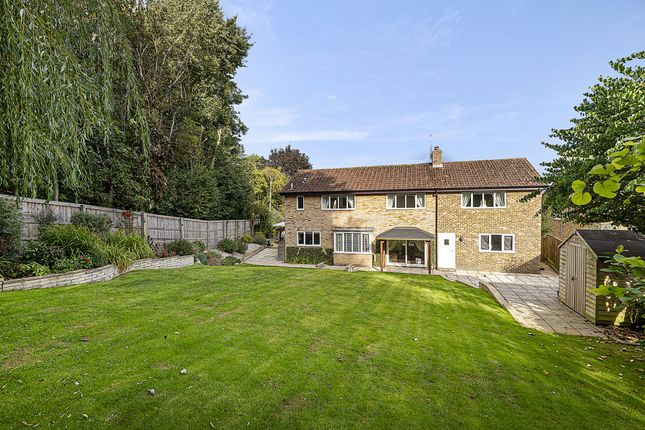 Thumbnail Detached house for sale in The Willows, Swindon