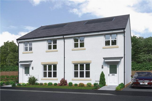 """3 bed semi-detached house for sale in """"Fulton"""" at Geddes Avenue, Perth PH1"""