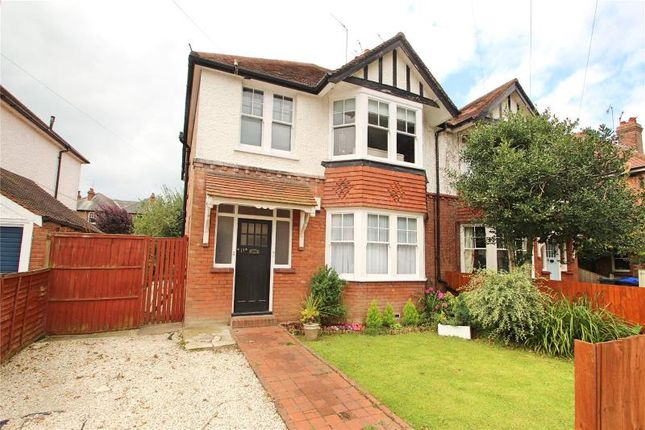 Thumbnail Flat for sale in Browning Road, Worthing, West Sussex