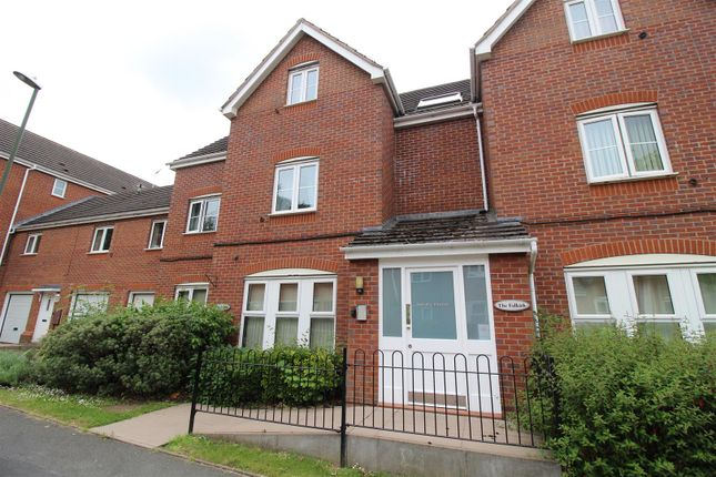 Thumbnail Flat for sale in Hickory Close, Coventry