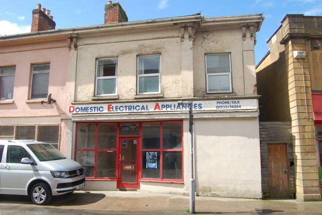 Thumbnail Retail premises for sale in 17 Wyndham Street, Yeovil
