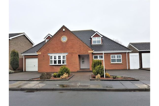 Thumbnail Detached house for sale in Auckland Way, West Park, Hartlepool