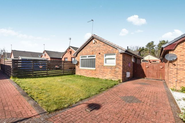 Thumbnail Detached bungalow for sale in Kirkfield East, Livingston