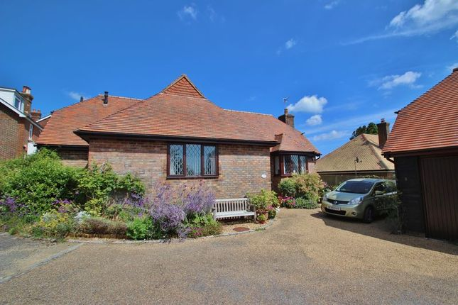 Thumbnail Detached bungalow for sale in Pipers Yard, Alexandra Road, Mayfield