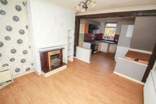 Living Room of South Street, Ball Green, Stoke-On-Trent ST6