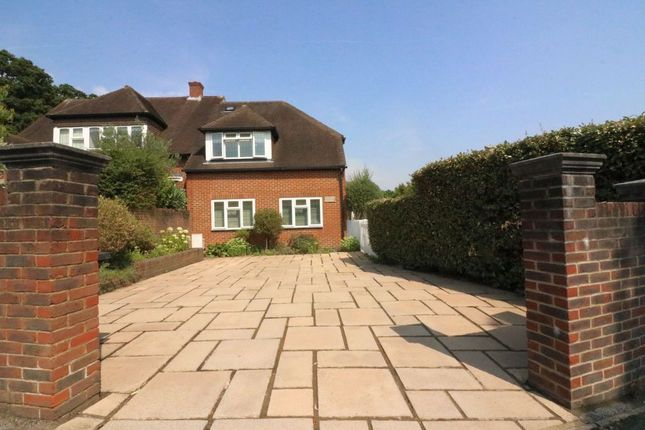 Thumbnail Semi-detached house for sale in Middle Hill, Englefield Green