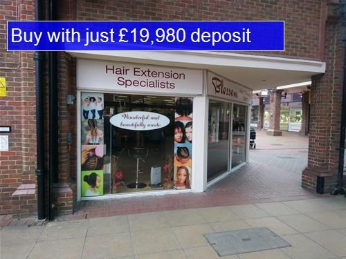 Retail premises for sale in Park Mall, Ashford