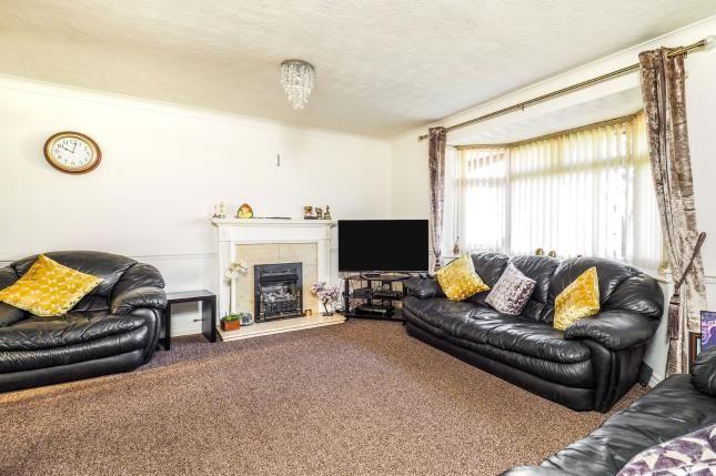Lounge of Egling Croft, Colwick, Nottingham, Nottinghamshire NG4