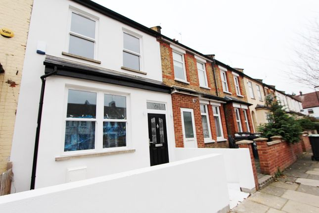 Thumbnail Terraced house for sale in Eldon Road, London