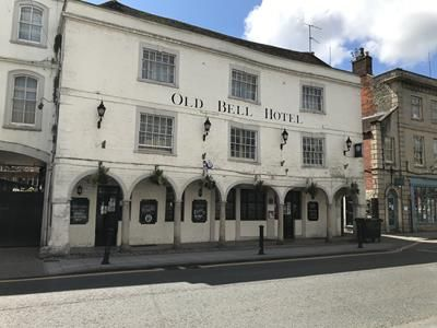 Thumbnail Pub/bar for sale in Old Bell Inn, 42 Market Place, Warminster, Wiltshire