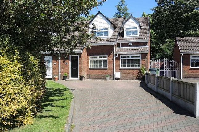 Thumbnail Semi-detached house for sale in Delamere Close, West Derby, Liverpool