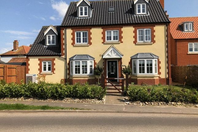 Thumbnail Detached house for sale in Two Furlong Hill, Wells-Next-The-Sea
