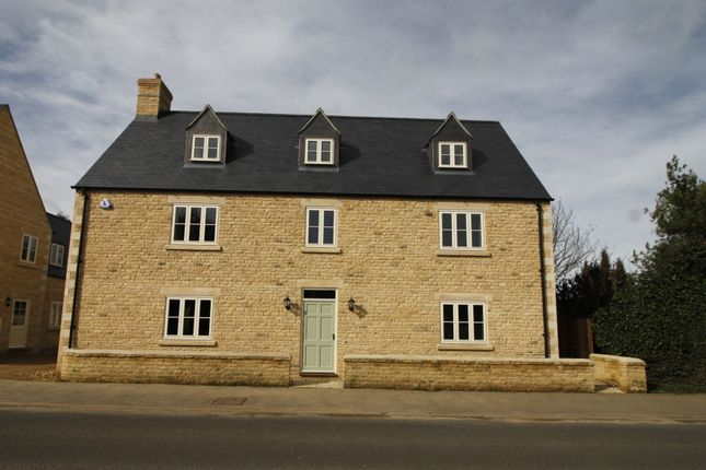 Thumbnail Detached house for sale in Overend, Elton, Peterborough