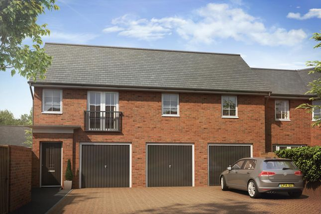 "Thumbnail Flat for sale in ""Walsham"" at Morganstown, Cardiff"