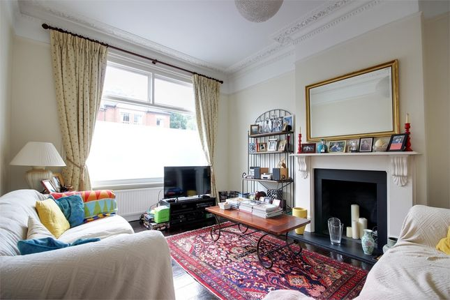 Thumbnail Semi-detached house for sale in Claremont Road, Highgate, London