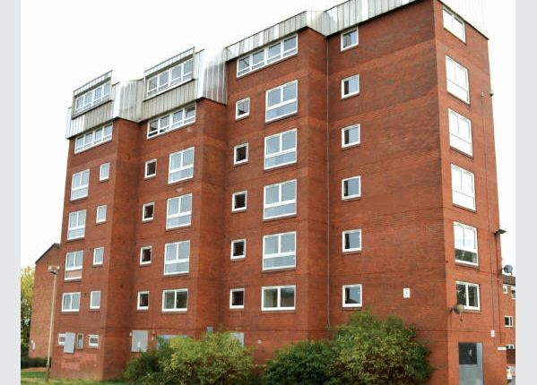 Thumbnail Block of flats for sale in The Leys, 70 Upper Temple Walk, Leicestershire