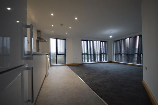 Thumbnail Flat to rent in Stanhope Road, Northampton
