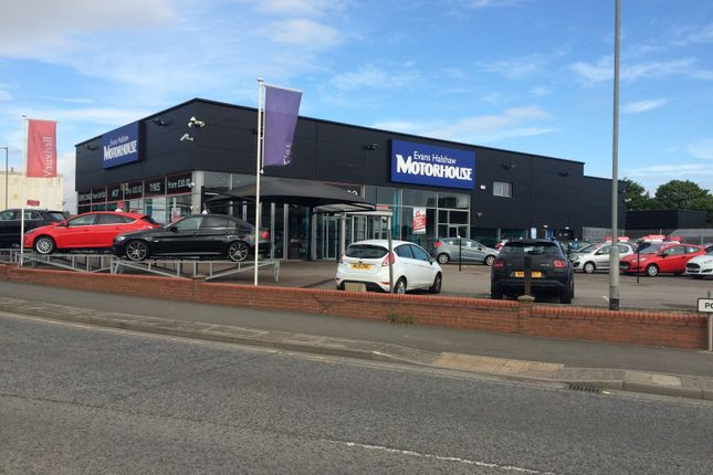 Thumbnail Retail premises for sale in Portrack Lane, Stockton-On-Tees