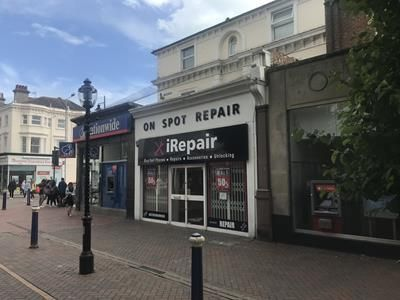Thumbnail Retail premises to let in 128 Terminus Road, Eastbourne, East Sussex