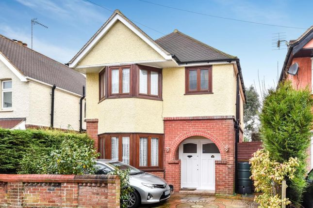Thumbnail Detached house for sale in Southern Road, Camberley