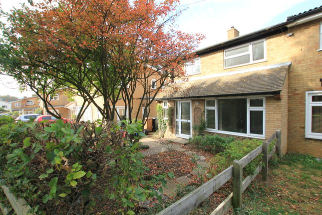 Thumbnail End terrace house to rent in Whomerley Road, Stevenage
