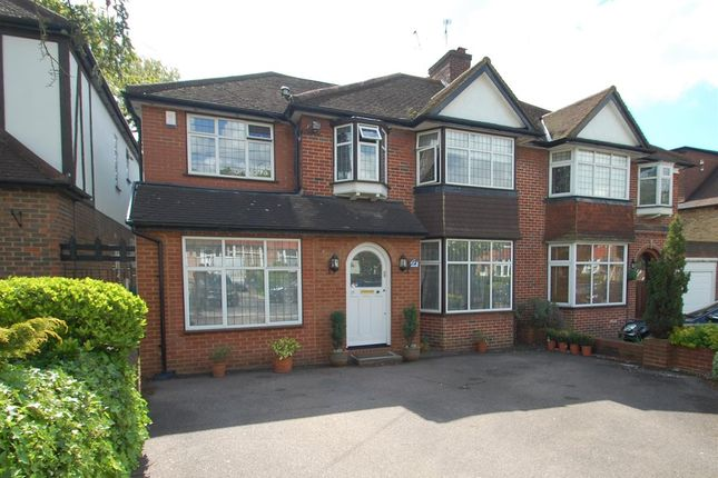 Thumbnail Property to rent in Copthall Drive, London