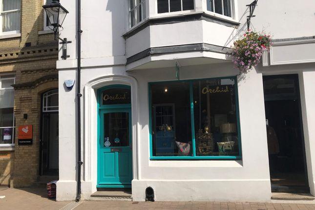 Thumbnail Retail premises to let in Shop 1 71 Parchment Street, Winchester