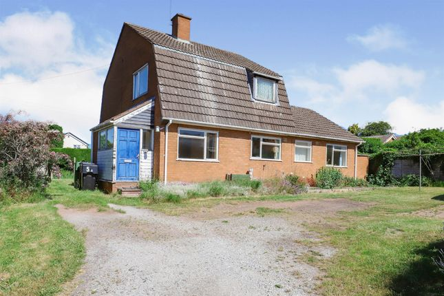 Thumbnail Detached bungalow for sale in Worcester Road, Hagley, Stourbridge